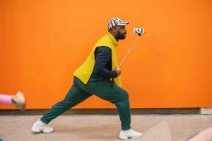 Digbeth First Friday: Selfie Choreography Performance #1