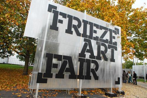 Resultado de imagen de frieze art fair