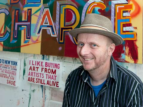 Sign Painting With Bob And Roberta Smith Cancelled – EOP