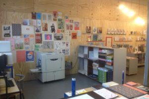 Toolkit: Riso Printing with Rope Press