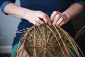Workshop: Willow Basketmaking