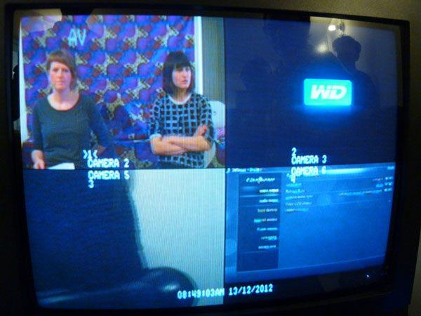 ESP TV: Test Transmission