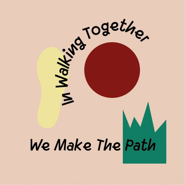ONLINE Mina Heydari-Waite: In Walking Together We Make The Path