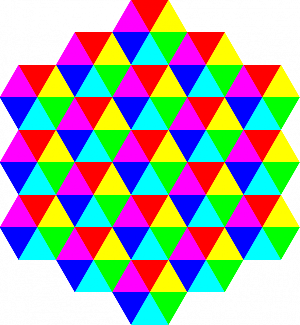 Kaleidoscope Network
