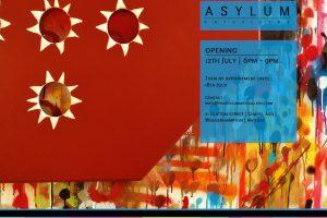 Kurt Hickson: Shape Pattern Process at Asylum