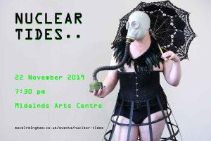 Alex Billingham: Nuclear Tides