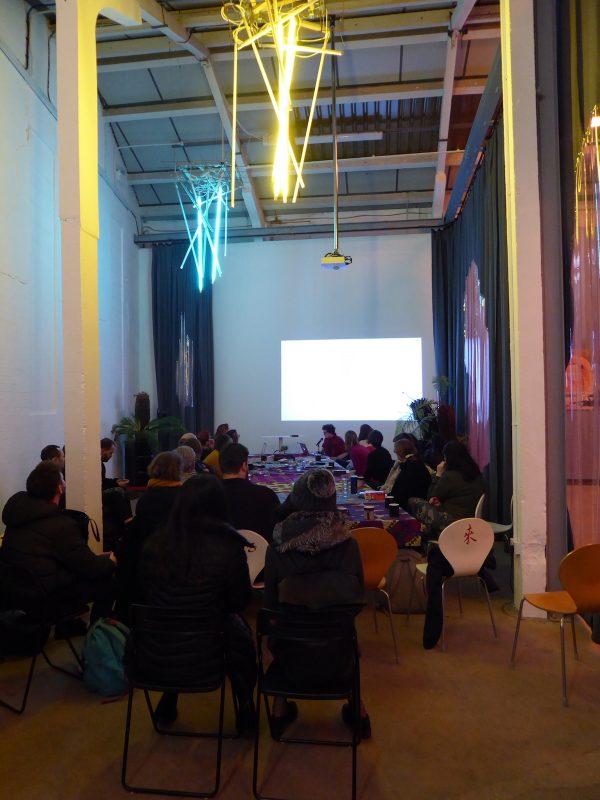 Artist Talk: Oreet Ashery