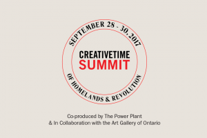Creative Time Summit: Screening with Introduction by Dr Ross Abbinnett