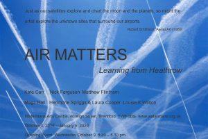 Laura Cooper: Air Matters