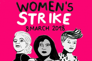 International Women's Day: Breakfast, Badges and Banners