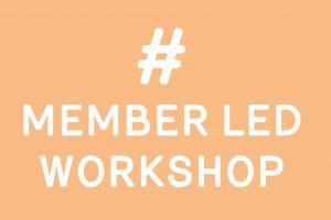 ESP Member Led Workshops: Vote NOW! Deadline 19 September!