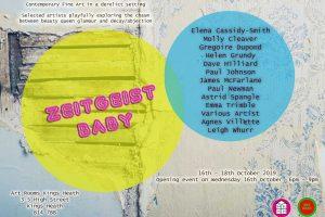 Helen Grundy and Paul Johnson: Zeitgeist Baby