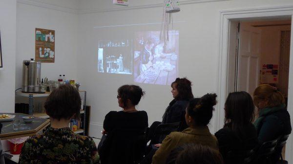 Salon: Zoe Thomas, Suffrage and the Arts