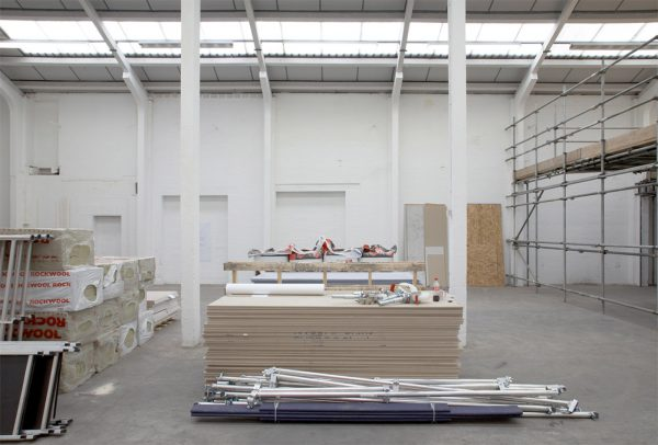 Support Structure: Céline Condorelli & Gavin Wade, Functional Constructions