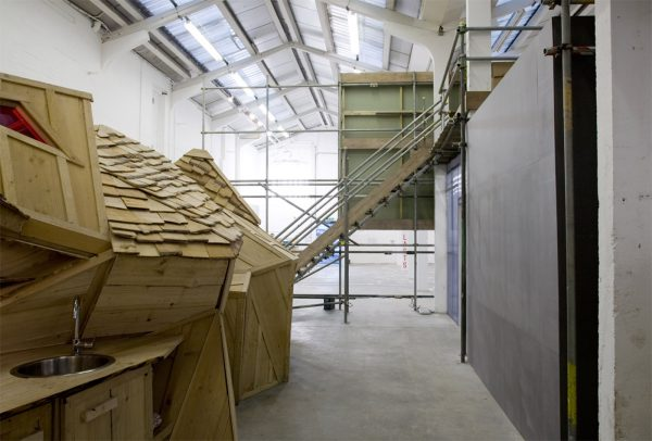 Support Structure: Céline Condorelli & Gavin Wade, Functional Constructions