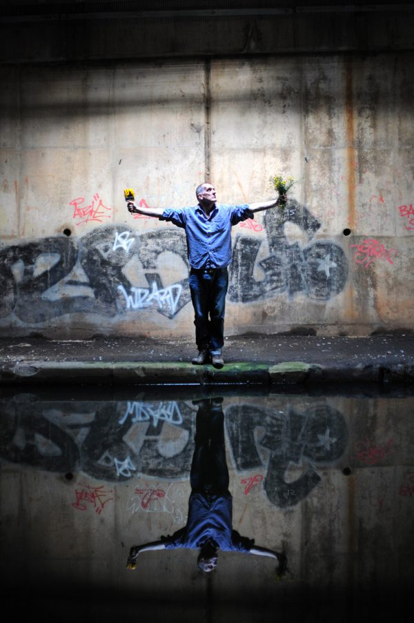 Bill Drummond, The 25 Paintings (beneath Spaghetti Junction)