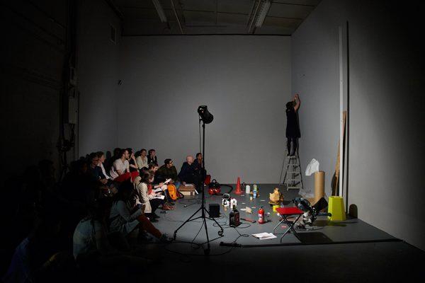 Uta Eisenreich: A Performance in 5 Acts