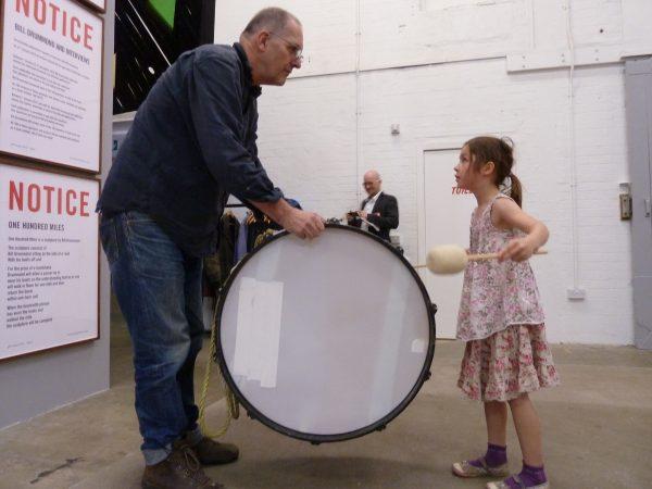Bill Drummond Family Workshop