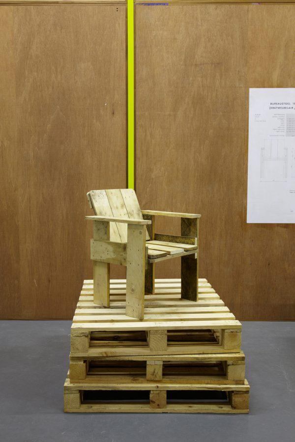 Aimée Zito Lema, Sitting is a Verb