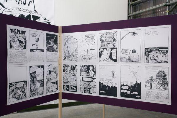 Henrik Schrat, One-Day-Comic