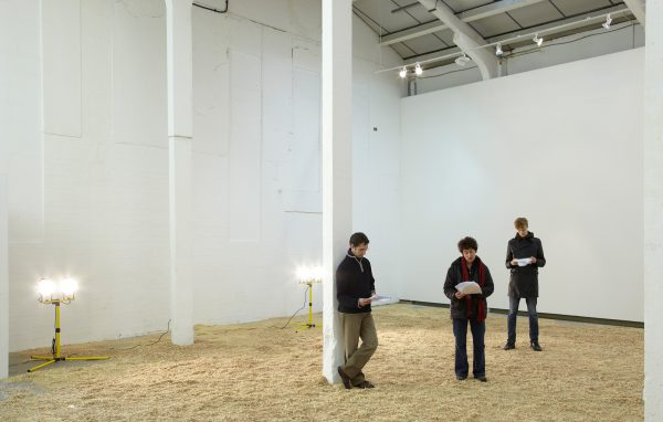 Liam Gillick, Two Short Plays
