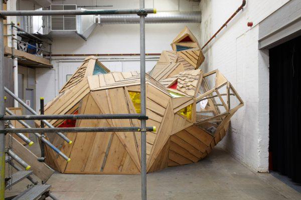 Heather & Ivan Morison, Alteration to Pleasure Island to House 'Mighty Titan'