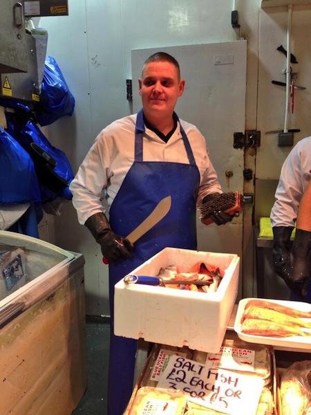 Birmingham Bullring Fishmongers Championship