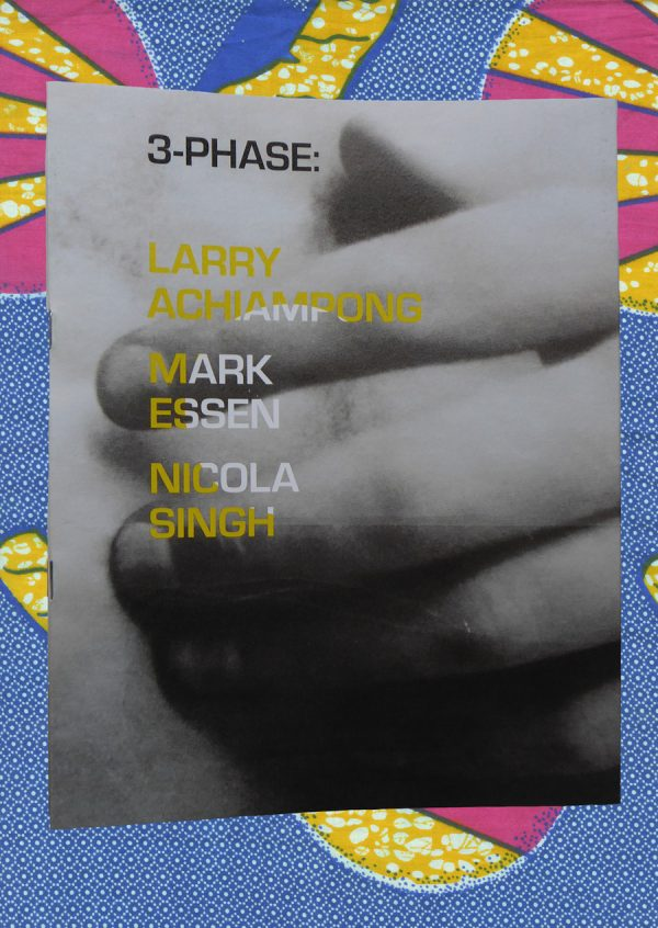 3-Phase: Larry Achiampong, Mark Essen and Nicola Singh