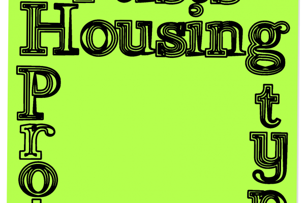 Artists Housing Prototype Show