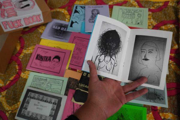 Fuck Book – Contemporary Artists Present Tijuana Bibles