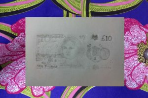 Contactless Drawings