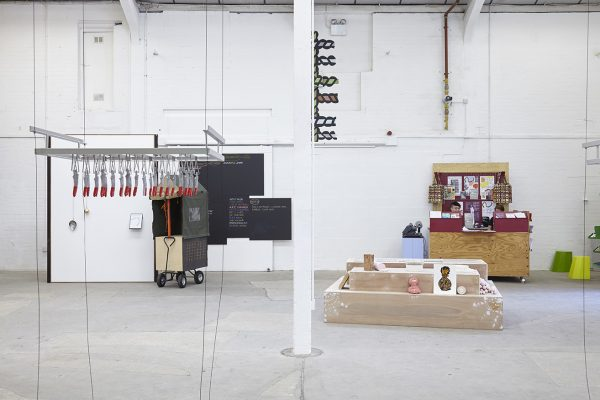 Production Show: Prototyping / Discovering / Analysing