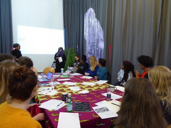 Decolonising the Curatorial