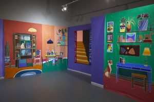 Lady Skollie and Sofia Niazi, Virtual Tour
