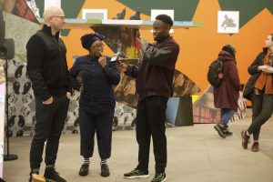 Sonia Boyce, From The Artists Mouth