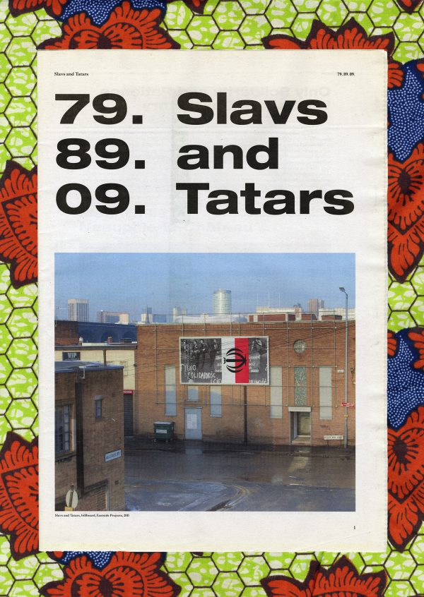 Slavs and Tatars, 79.89.09.