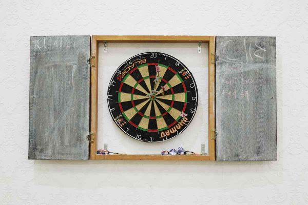 Eagle & Tun Darts Night at Eastside Projects