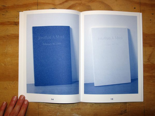 Jonathan Monk: Book Talk
