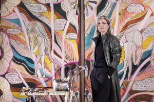 ONLINE: Live Studio Visit: Emma Talbot