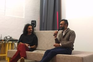 Jarman Award Screening and Q&A with Hetain Patel