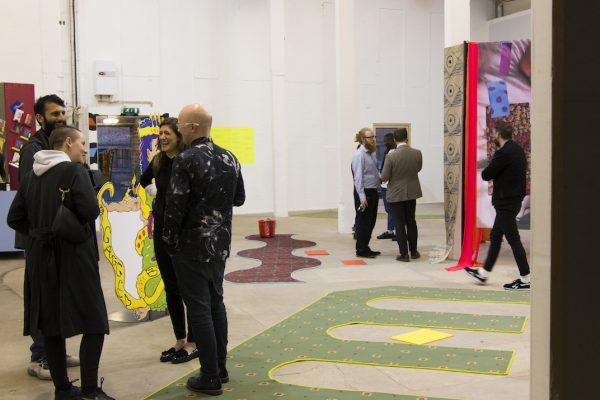 Production Show Artists House: Public Preview