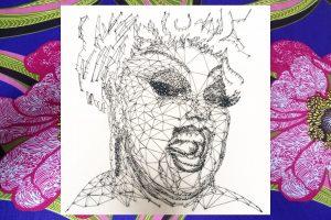 Embroidery Art – Divine