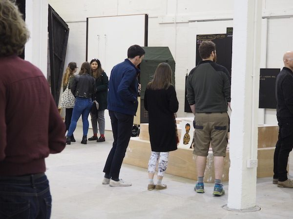 Production Show, Prototyping/Discovering/Analysing: Public Preview