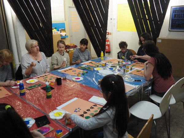 Family Workshop: All Together Now