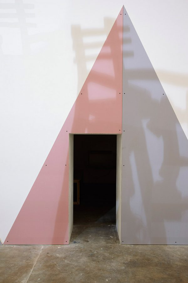 Tom Bloor & Céline Condorelli, Puppet Show Doorway