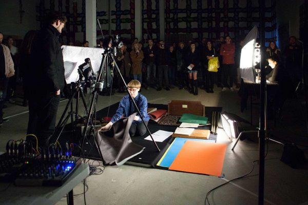 Production Show: Performance as Publishing