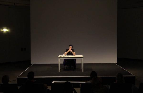 Talk/Action: Raimundas Malasauskas