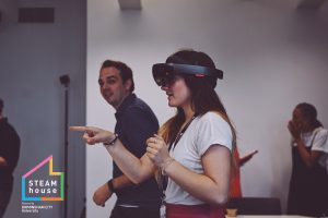 Games Design 101: An introduction to extended reality and future technology
