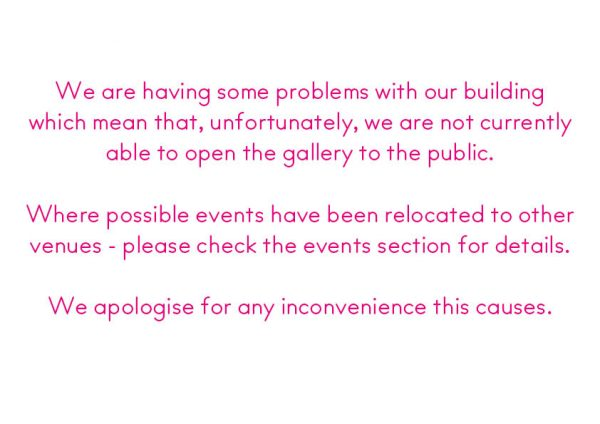 Sorry but the gallery is closed