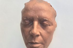 SUMMER CAMP 2021:  Chocolate Facemask or Death Mask for a Paramedic
